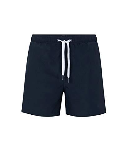Joop! Bañador para hombre Sunset Beach blanco azul S M L XL XXL 3XL 100% poliéster secado rápido cordón