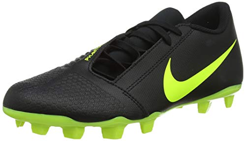 Nike Unisex-Erwachsene Phantom Venom Club FG Fußballschuhe, Schwarz (Black/Volt 007), 42 EU