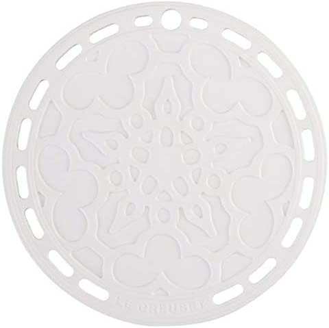 Cerise Le Creuset Silicone French Trivet 8