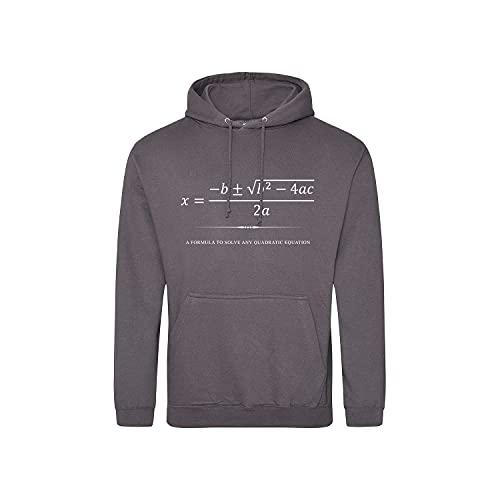 Beautiful Equations Quadratic Formula - Sudadera con capucha para mujer, diseño de ecuaciones matemáticas, para hombres y mujeres