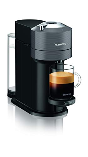 De'Longhi Nespresso Vertuo Next ENV 120.GY Kaffeekapselmaschine, grau