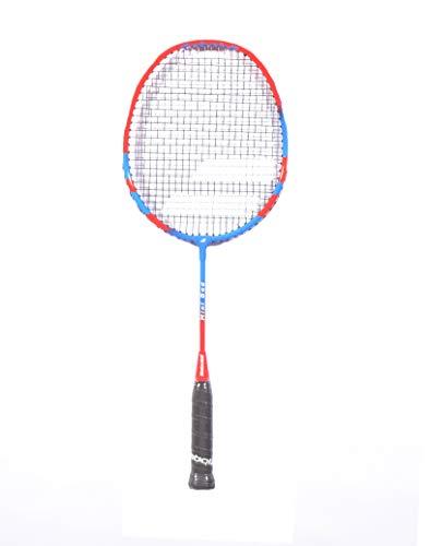 Babolat Mini Bad Raquette de Badminton Junior, Bleu, Taille Unique
