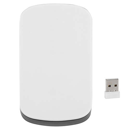 Mice with USB Receiver, 2.4G Wireless Portable Mouse with 1200DPI, 1200DPI Cordless Mouse, Compatible for Windows/iPad/iPhone/Mac OS/Android