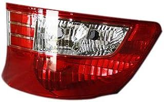 مجموعة إضاءة خلفية بديلة لجانب الركاب TYC 11-6233-01 Toyota Yaris