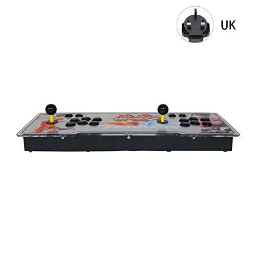 Biback 2177 en 1 3D Jeu de Machine d'arcade de Console d'arcade de la Console 7p de la boîte 7 de Pandore 3D