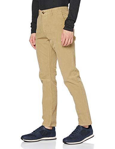 ESPRIT 090EE2B301 Pantaloni, 285/sabbia, 38 Uomo