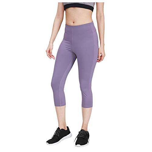Fantastic Prices! Womens Comfortable High Waist Workout Leggings Soft Tummy Control Yoga Pants for R...