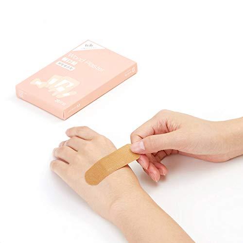 AVANI EXCHANGE 20 Pcs/lot Bandage Adhésif Band-aid Premiers Soins d'urgence Non-tissé Woundplast Voyage en Plein Air