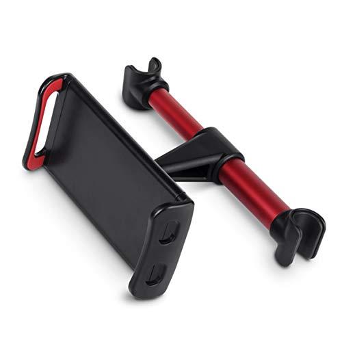 Cosye Soporte de Coche de diseño de Hebilla Universal Asiento de Coche Ajustable Soporte de reposacabezas para teléfono Inteligente Soporte de Soporte para tabletas
