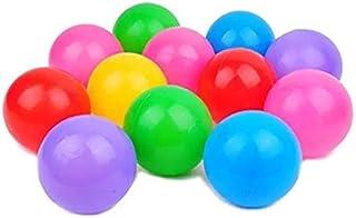 100Pcs Colorful Ball Soft Plastic Ocean Ball Baby Kid Swim Pit Toy