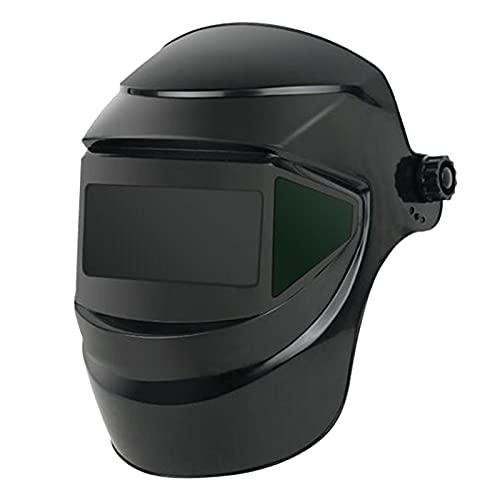 Generic Casco de soldadura con VISTA LATERAL, pantalla de tapa de máscara de soldador para TIG MIG ARC