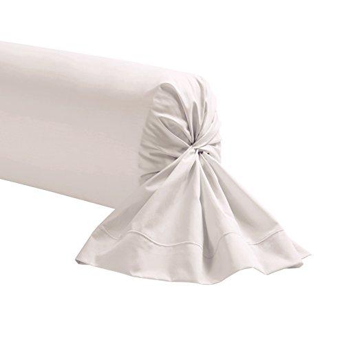 Essix Royal Line Taie de Traversin, Coton, Lingerie, 43x230 cm