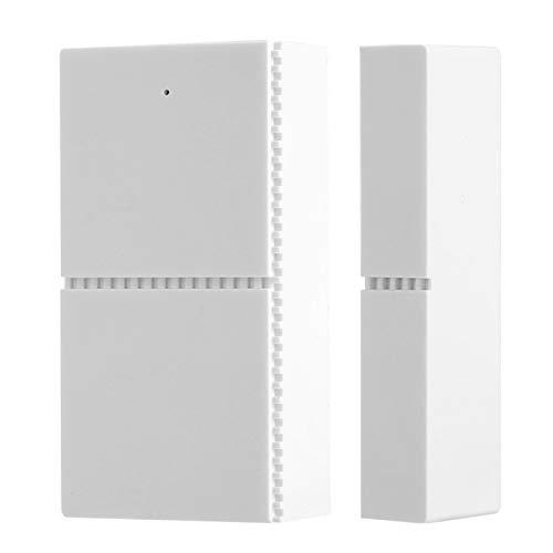 DAUERHAFT Seguridad de Alarma de Puerta WiFi para Tuya para Alexa