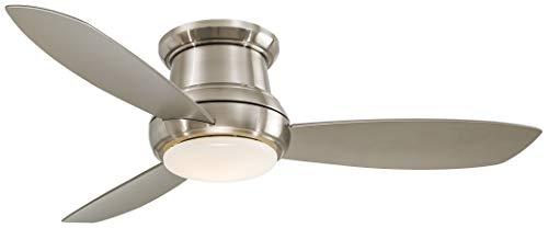 Minka-Aire F519L-BN Concept II 52 Inch Ceiling Fan...