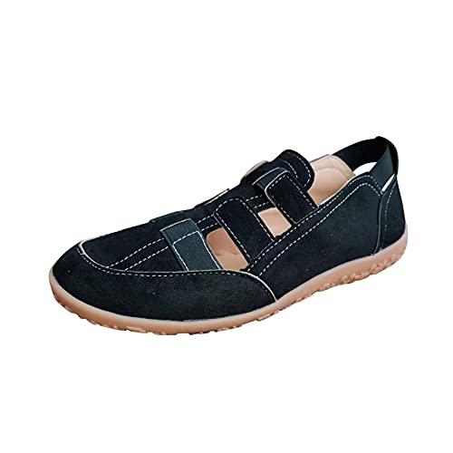 Sandalias Planas Mujer Verano 2021Mujer Mocasines Verano, Zapatos Deportivos Mujer Sandalias Trekking Mujer Zapatos biomecanics niña Mujer Ligero Loafers Casual Zapatillas