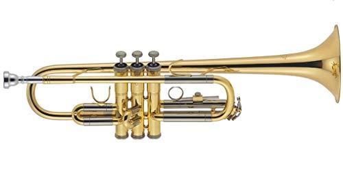 J. Michael TRC440 - Trompeta en DO, lacada