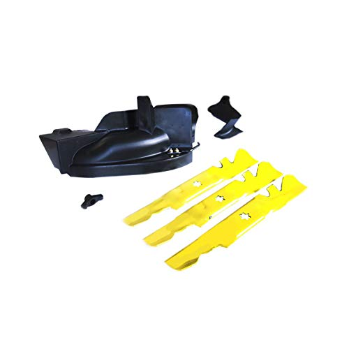 CUB CADET Genuine Xtreme Mulching Kit for Riding Mowers 50 Inch Cutting Deck / 19A30041100, 19A30016100