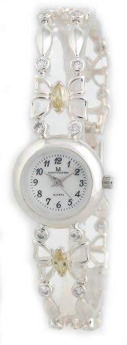 Marco Valentino VS1047 - Orologio da polso da donna colore argento