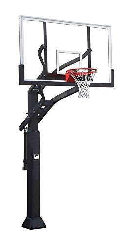 Gared Pro Jam Adjustable Basketball System (Acrylic)