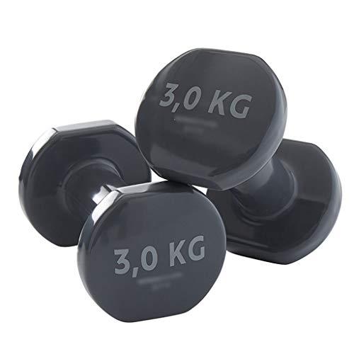 Mancuernas Conjunto Hombres Pesas De Entrenamiento Equipo De Ejercicio Interior Hogar De Fitness para Hombres Un Par 3 Kg / 5 Kg (Size : 3kg*2)