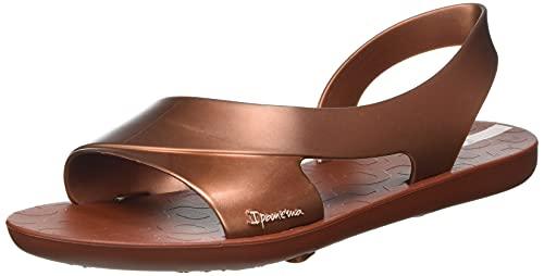 Ipanema Go Minimal Fem, Sandalias Mujer, Brown Copper, 41 EU