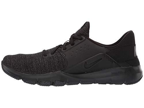 Nike Men's Flex Control TR3 Sneaker, Black/Black-Anthracite-White, 11 Regular US