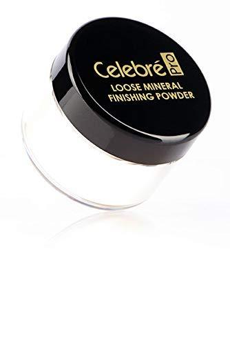 Mehron Makeup Celebre Loose Mineral Finish Powder (.42 oz) (Translucent)