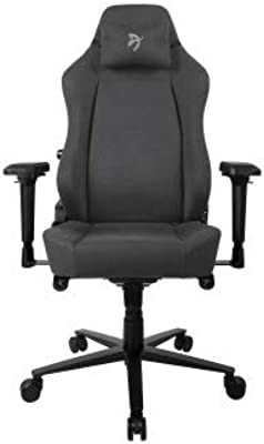 Arozzi Primo-WF-BKGY Computer Gaming/Office Chair, Grey