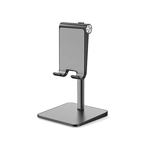 docooler Supporto per Telefono Cellulare,Supporto per Scrivania da Ufficio Regolabile Compatibile con Smartphone e per Tutti i Tablet e Gli Smartphone