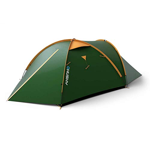 Husky, Tent Outdoor klassieke BIZON 4 klassiek, Green