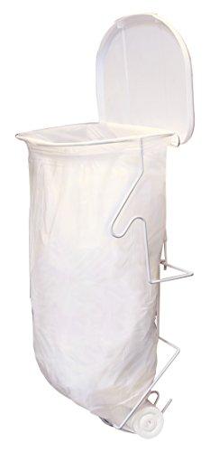 Extrufix 15301 Original Kitchen Rack 3 Gallon, White (1, 3 Gallon)