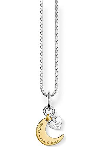 Thomas Sabo Damen-Kette 925er Silber One Size 87561089