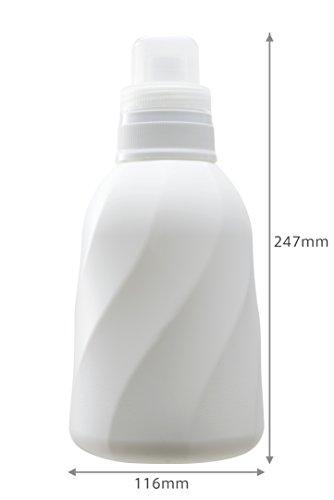 ミヨシ石鹸そよ風 液体せっけんボトル 1.1L 1個 ミヨシ石鹸