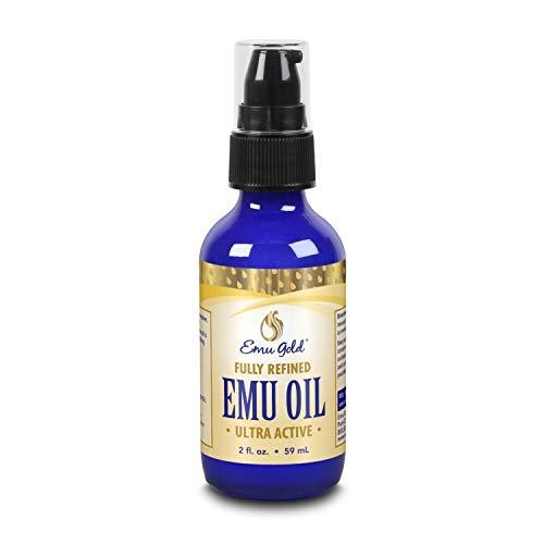 Emu Oil, 100% All Natural, Extra Strength, 2 fl oz - Emu Gold