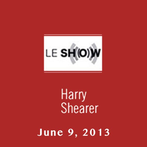 Le Show, June 09, 2013 cover art