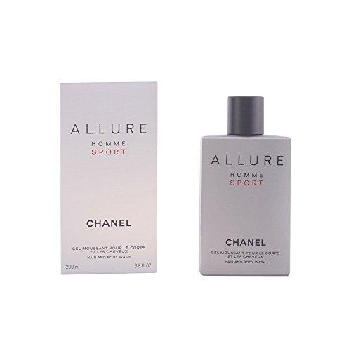 Chanel ALLURE HOMME SPORT żel moussant cheveux & corps 200 ml