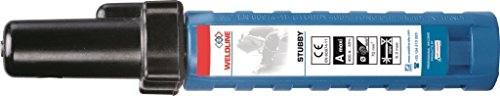 Oerlikon electrodo Soporte, elektrodenzane, atornillado, MMA Soldadura–Stubby–400A
