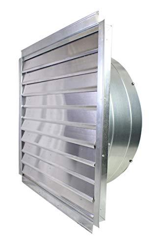 Powerful Industrial Exhaust Fan (36 Inch)