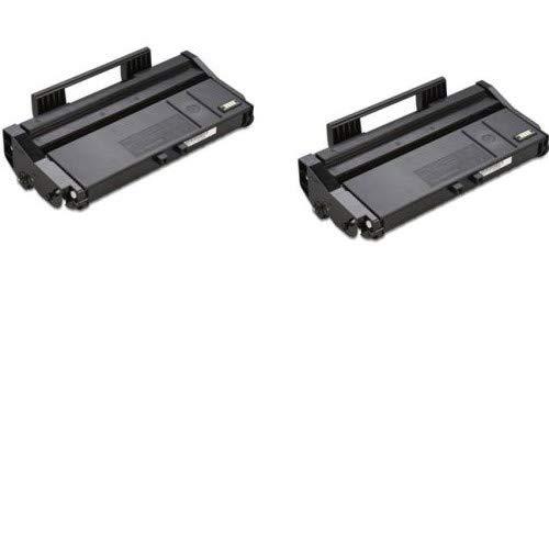 ENCRE BREIZ 2 Cartuchos de tóner compatibles para Ricoh Aficio SP100, SP100e, SP100SF, SP100SFe, SP100SU, SP100SUe, SP112, SP112e, SP112SF, SP112SFe, SP112SU, SP112SUe 407166