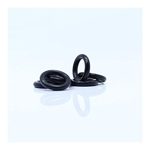 YINGJUN CS1.78mm EPDM O Ring 100PCS ID 1.78/2.57/2.9/3.69/4.47x1.78mm O-Ring Gasket Seal Exhaust Mount Rubber Insulator Grommet ORING Ring Gasket (Size : ID4.47x1.78mm)