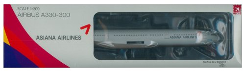 Airbus A330-300 Asiana Scale 1:200