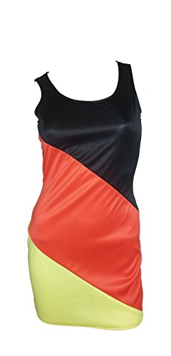 IDM Robe d'été, Robe pour Femme, Robe d'été, Robe d'été, Robe, Dress Deutschland, BRD Taille M