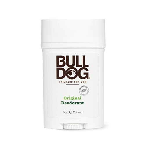 Bulldog Mens Skincare and Grooming Original Deodorant, 2.4 Ounce