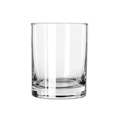 Libbey Finedge Heavy Base 14 Oz Double Old Fashioned Glass