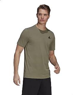 Adidas Chest Logo Short Sleeves Crew Neck T-shirt for Men XL