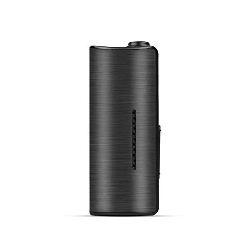 PloomTech プルームテック互換バッテリー Ploobox Plus 自動吸引 大容量 650mAh約1000パフ可能 55パフ振動によるお知らせ機能搭載 対応Ploomカートリッジとたばこカプセル 隠し式防塵収納デザイン 金属の質感 KACIG (黒色)