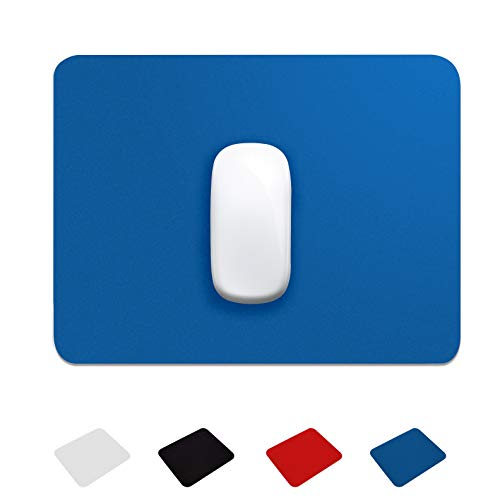 Ofidosel Mouse pad. Mouse Pad for Laser and Optical Mouse. Non-Slip Base for Firm use. Excellent for Office, School or Gaming (Blue)