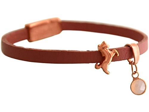 GEMSHINE rosa Armband - 2