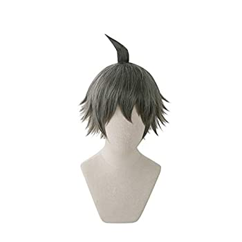 HPY Danganronpa V3  Killing Harmony Wigs Cosplay Costume Accessories Props Halloween,Hinata Hajime