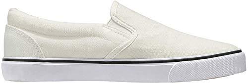 Zapatillas Lona para Hombre, Camel Crown Sneaker Tela Zapatos Verano Hombre Casuales Zapatillas Casual Calzado Deportivas de Exterior de Hombre
